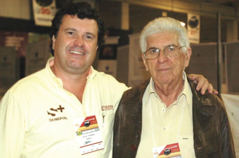Junior e Sr José Antonio