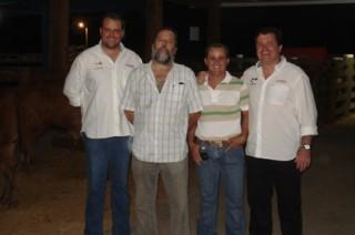 S+ marca presença na 13ª Feagro, em Comodoro (MT), e acompanha trabalho da Chácara Olho D'Água