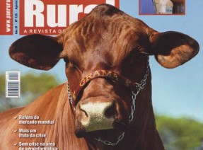 Fazenda da Grama é destaque na revista Panorama Rural