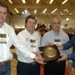 Solidariedade: Promotores do Leilão Parceiros do Senepol 2011 fizeram doação à ONG Company Guardian of Children, de Uberlândia (MG)