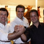 Fazenda da Grama é o maior vendedor do 1° Leilão Parceiros do Senepol, realizado durante a Feicorte 2008