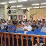 """Criadores de todo o Brasil conhecem as novas  doadoras, """"As Safiras do Senepol"""""""