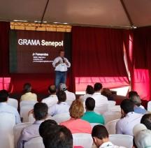 Grama mostra sua referência  em Dia de Campo em Alfenas