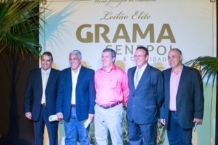 Equipe Leilão Elite Grama & Convidados