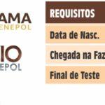 Inscrições Safiras e Topázio 2019.1