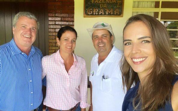 Grama Senepol firma parceria com programa Pecuária em Foco